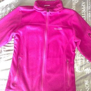 Columbia Pink Jacket